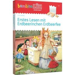 BL Set 1. Lesen Erdbeerinchen Erdbeerf