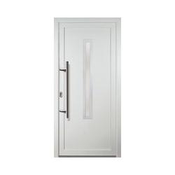 JM Signum PVC Model 70, innen: weiß, außen: weiß, Breite: 98cm, Höhe: 200cm, Öffnungsrichtung: DIN