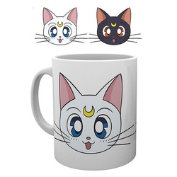 GB eye Tasse Sailor Moon - Luna & Artemis Tasse
