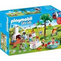 Playmobil City Life Einweihungsparty (9272)