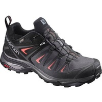 Salomon X Ultra 3 GTX W magnet / black / mineral red 40.5