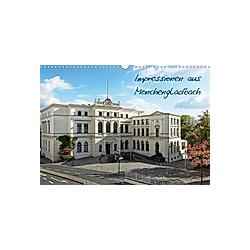 Impressionen aus Mönchengladbach (Wandkalender 2021 DIN A3 quer)