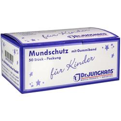 Mundschutz m.Gummiband für Kinder