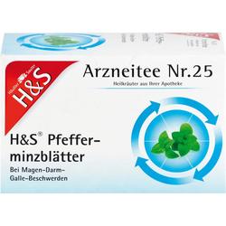 H&S Pfefferminztee Filterbeutel 30 g