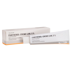 PANTHENOL Creme LAW 100 g
