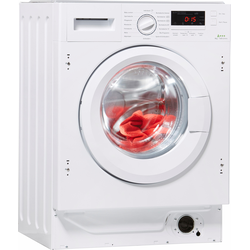 Einbauwaschmaschine EWA 34657 W, Waschmaschine, 20148063-0 weiß weiß