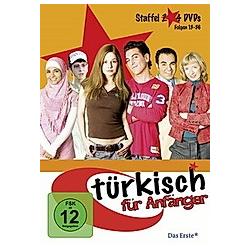 Türkisch für Anfänger - Staffel 2 - DVD  Filme