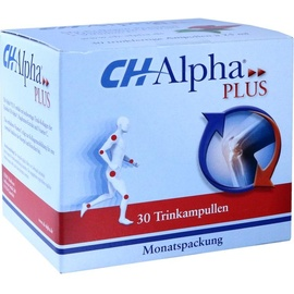 CH Alpha Plus Trinkampullen 30 St.