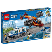 Lego City Polizei Diamantenraub (60209)