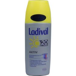 LADIVAL Sonnenschutz Spray LSF 20 150 ml