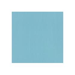 Rasch Vinyltapete Hyde Park, geprägt, uni, (1 St) blau