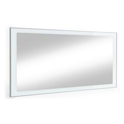 Voss Möbel Spiegel Ventina in weiß, 120 x 77 cm