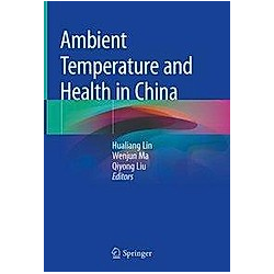 Ambient Temperature and Health in China - Buch