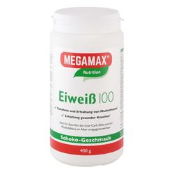 EIWEISS 100 Schoko Megamax Pulver 400 g
