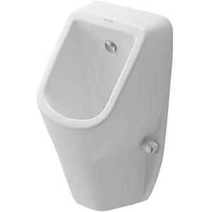 Duravit D-Code, Urinal, spülrandlos, Zulauf von hinten 0829300000