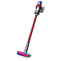 Dyson Cyclone V10 Fluffy nickel/rot