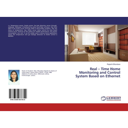 Real - Time Home Monitoring and Control System Based on Ethernet als Buch von Rajashri Bhondave