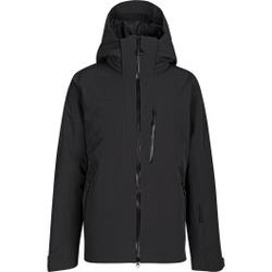 Mammut - Stoney HS Thermo Jacket M Black - Skijacken - Größe: M