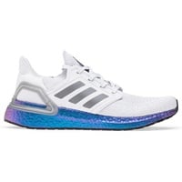 M dash grey/grey three/ boost blue violet met 42