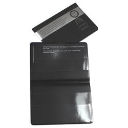 RFID Schutzhülle für ePerso und 2 weitere Karten im Kreditkartenformat