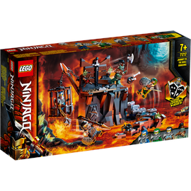 Lego Ninjago Reise zu den Totenkopfverliesen 71717