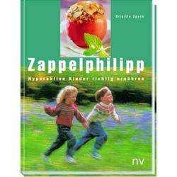 Zappelphilipp als Buch von Brigitte Speck