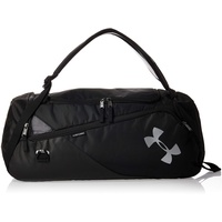 Under Armour Contain Duo Backpack Duffle S, schwarz