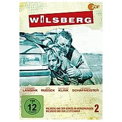 Wilsberg 2 - Wilsberg und der Schuss im Morgengrauen / Wilsberg und der letzte Anruf - DVD  Filme