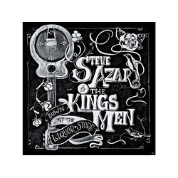 Steve & The Kings Men Azar - DOWN AT THE LIQUOR STORE (CD)