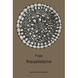 Kieselsteine als Buch von Fugu