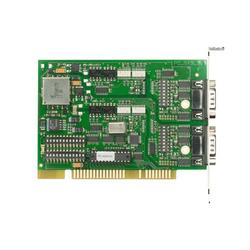 ISA-Karte 2x RS232 ohne galvanische Trennung