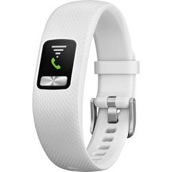 Garmin Vivofit 4 Fitness-Tracker S/M Weiß
