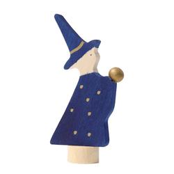 GRIMM´S Spiel und Holz Design Kerzenständer, Stecker Zauberer
