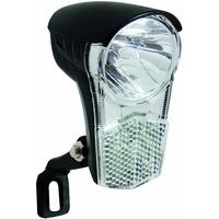 Büchel LED-Scheinwerfer UniLED 15 Lux, mit Schalter für Nabendynamo