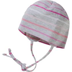 Sterntaler® Schirmmütze Beanie - Mützen - rosa 45