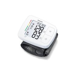 BEURER Handgelenk-Blutdruckmessgerät Beurer sprechendes Handgelenk-Blutdruckmessgerät BC 21