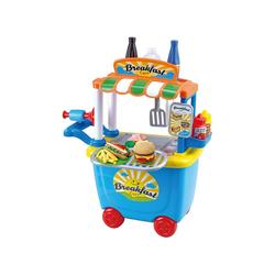 Playgo Knete Knetset Knetset Frühstücks-Imbisswagen