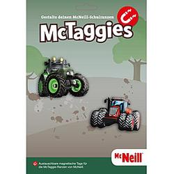 McNeill McTaggies-Set Traktor