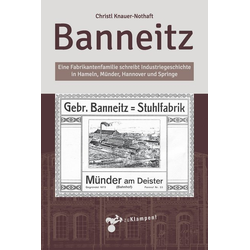 Banneitz als Buch von Christl Knauer-Nothaft