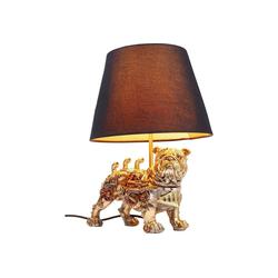 KARE Stehlampe Tischleuchte Steampunk Pug