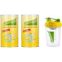 Almased Vitalkost Pulver 2 x 500 g + Shaker