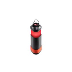 Basetech BT-1575759 CLT LED Camping-Laterne 80lm über USB 243g Schwarz, Orange