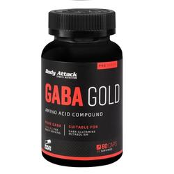 Body Attack Gaba Gold 80 Kapsel