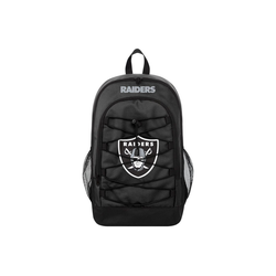 Forever Collectibles Rucksack Backpack NFL BUNGEE Las Vegas Raiders