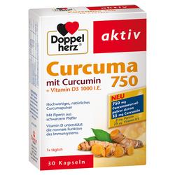 DOPPELHERZ CURCUMA 750