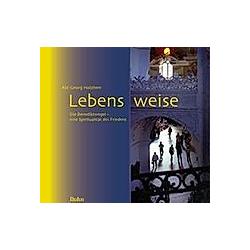 Lebens weise. Georg Holzherr  - Buch