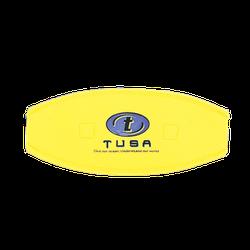 Tusa Maskenbandschutz - Neopren - Gelb