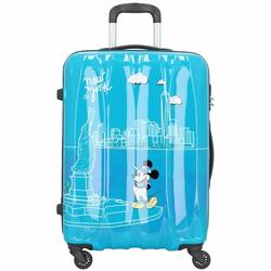 American Tourister Disney Legends 4-Rollen Trolley 65 cm take me away mickey nyc