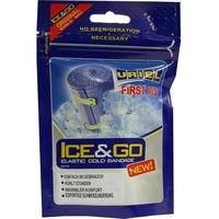 Dr. Dagmar Lohmann ICE&GO kühlende elastische Bandage