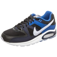 Nike Men's Air Max Command black-blue/ white, 43